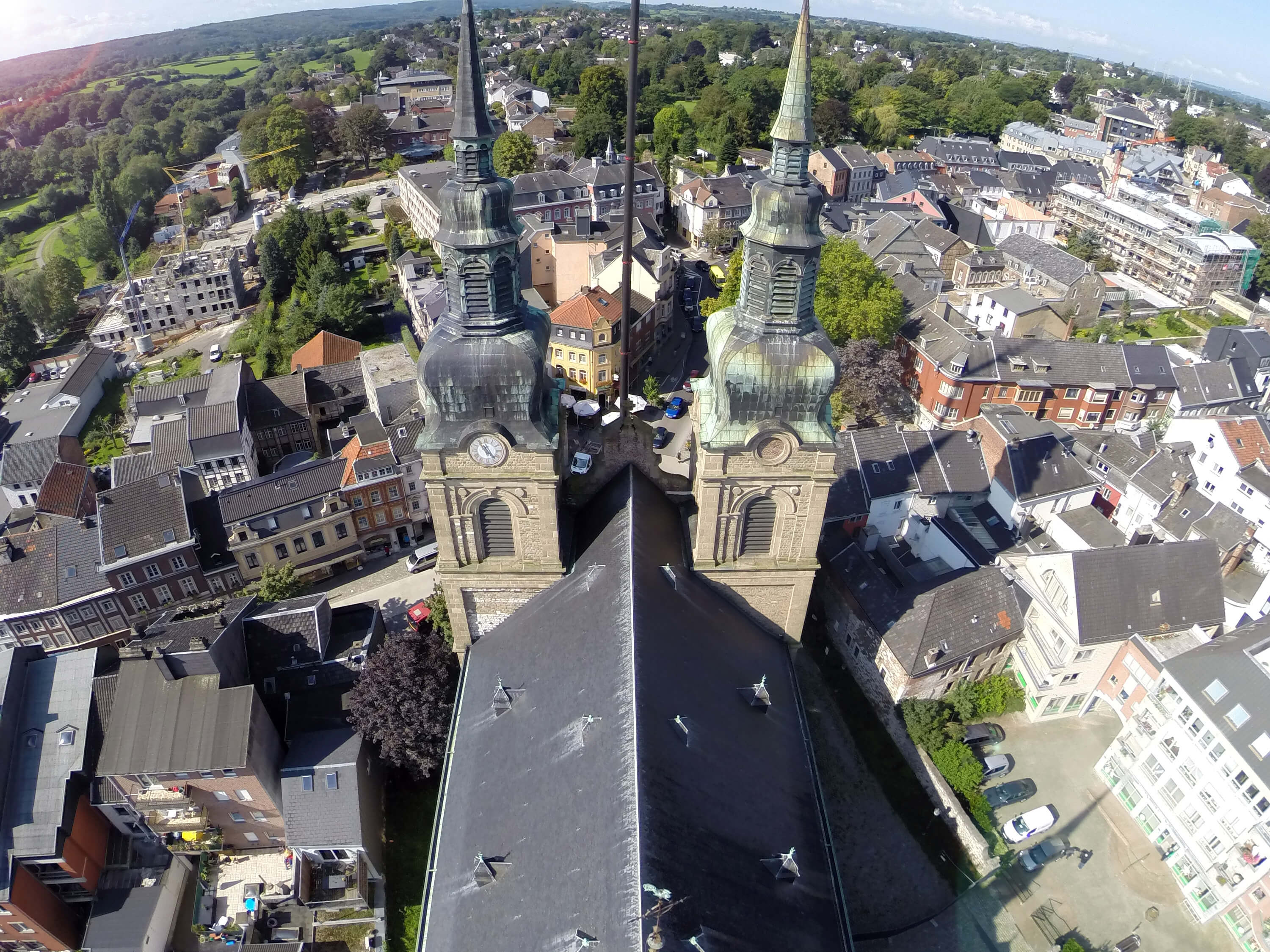 Rénovation Eglise St Nicolas Eupen